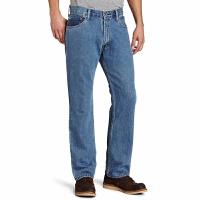 Levis李维斯牛仔裤男款直筒中低腰经典蓝色牛仔裤工装裤00505