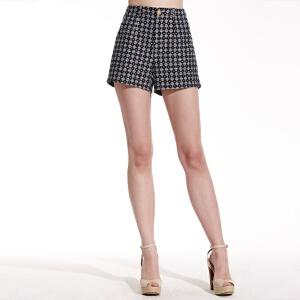 美特斯邦威女装休闲短裤251780