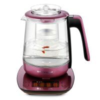 荣事达YSH1707养生壶全自动加厚玻璃燕窝炖盅家用多功能煎药壶烧水煮茶器1.7升