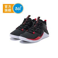 361度童鞋 儿童篮球鞋 中大童2021年春季新品男童篮球鞋K71931108