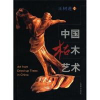 【二手书8成新】中国枯木艺术 王树进 中国林业出版社