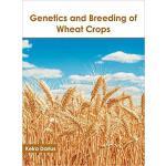 【预订】Genetics and Breeding of Wheat Crops 9781641161954