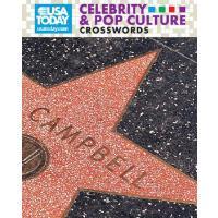 【预订】USA Today Celebrity & Pop Culture Crosswords