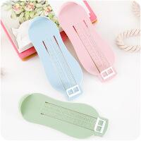 创意家用儿童买鞋量脚器A794宝宝脚长测量尺0-8岁刻度尺