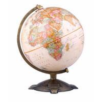 【全新正版T】 博目地球仪 艾伦:30cm中英文政区古典立体地球仪