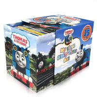 英文原版 Thomas and Friends Storytime 35册 托马斯火车头和朋友们 礼盒装启蒙宝宝养责任