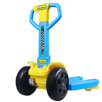 纽奇(NuKie) 双用儿童电动车滑板车儿童 四轮三轮脚踏车童宝宝滑轮车儿童摩托车踏板XR1404