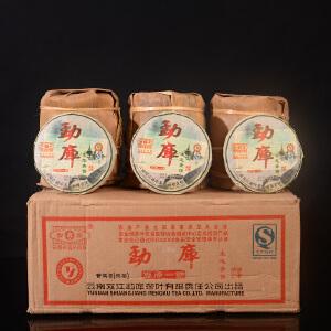 【42片;6年陈期生茶】2011年勐库戎氏 高原一号古树生茶 100克/片