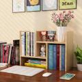 【】御目 书架 简约现代创意儿童桌上书房书柜简易组合桌面置物收纳储物架子柜子收纳柜办公书柜学生家具用品