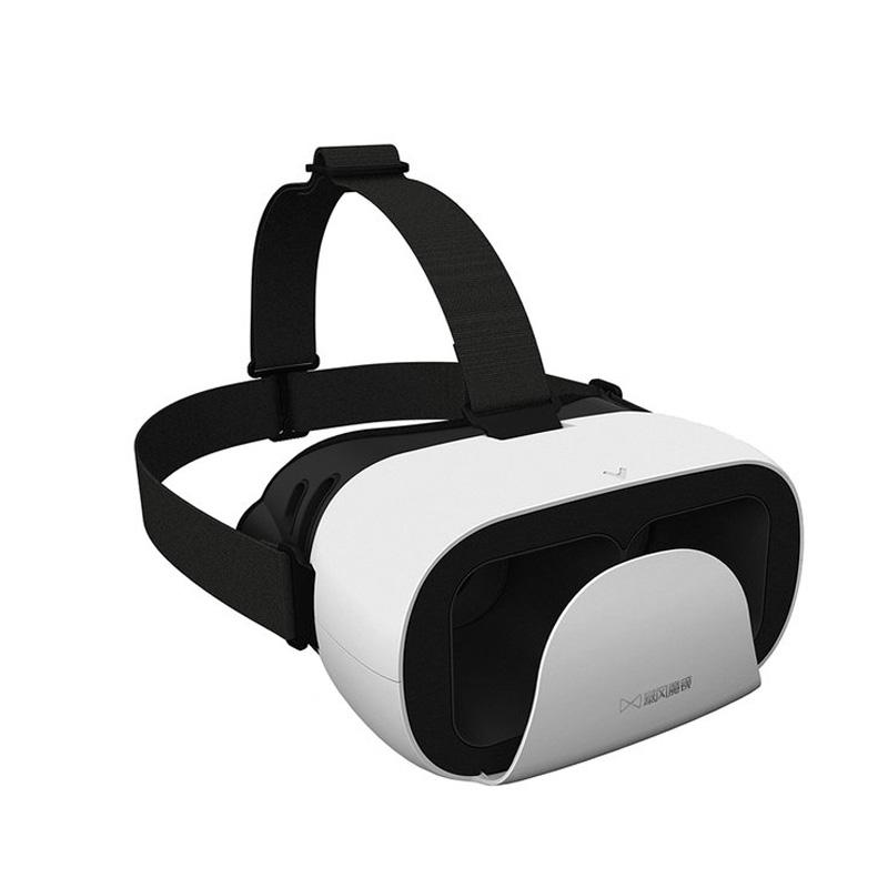 手机屏幕4.7/5.5/6寸可用VR眼镜虚拟现实3D体验头盔式苹果IOS和安卓系统可用 支持任何4.7-6寸屏幕  兼容安卓/苹果手机