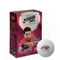 红双喜三星乒乓球 新材料40+ 三星球