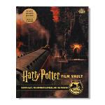 现货 Harry Potter: Film Vault Volume 2 哈利波特电影系列丛书第2卷 探索角巷、魔法部