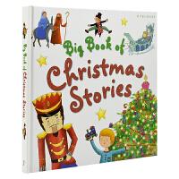 Big Book of Christmas Stories 圣诞节故事合集 英文绘本原版故事