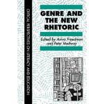 【预订】Genre and the New Rhetoric