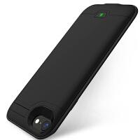 苹果背夹充电宝iphone7电池6s背夹式7plus专用夹背8p无线手机壳6P