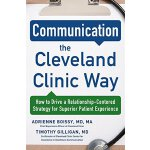 COMMUNICATION THE CLEVELAND CLINIC WAY 9780071845342
