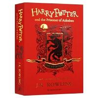 哈利波特与阿兹卡班的囚徒 格兰芬多平装版 英文原版 Harry Potter and the Prisoner of A
