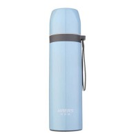 男女不锈钢水杯子便携子弹头保温杯带盖保温瓶