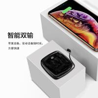 超薄小巧便携MIUI充电宝20000毫安迷你移动电源华为苹果专用大容量太阳能快充oppo手机vivo