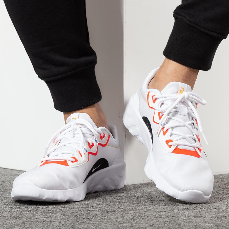 NIKE耐克 男鞋 运动鞋休闲耐磨轻便跑步鞋 CD7093-100 运动鞋休闲耐磨轻便跑步鞋