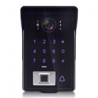 【好货优选】门铃可视化可视对讲用指纹密码门禁无线wifi远程开锁别墅楼宇