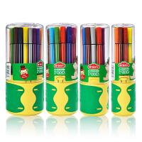 【全场满100减40】晨光可洗水彩笔泰迪12色QCP95809 儿童绘画涂鸦彩色笔水彩笔套装