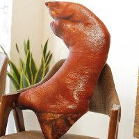 仿真3d猪蹄抱枕 奇葩个性创意食物学生零食枕头 网红搞怪抱枕整蛊 猪蹄抱枕