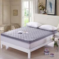 竹炭榻榻米床垫 加厚床褥 学生宿舍单双人垫被 1.8m折叠褥子