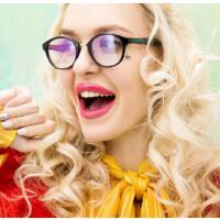 复古潮大脸女全框黑个性框架防辐射眼镜框男士配近视光学眼镜      支持礼品卡