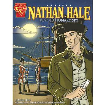 【预订】Nathan Hale: Revolutionary Spy 预订商品,需要1-3个月发货,非质量问题不接受退换货。