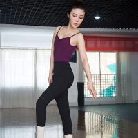 芭蕾舞蹈练功服女体操服连体服吊带体服形体服舍宾大背夏