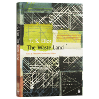 艾略特 荒原 The Waste Land Faber 90th Anniversary Edition 英文原版 费伯