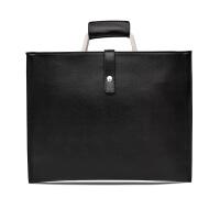 包包女新款手提商务包A4平板电脑包大容量韩版公文包职业女包