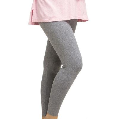 享受孕孕妇秋裤棉单件托腹秋冬季月子大码产妇家居裤可调节睡裤