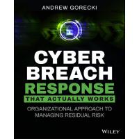 【预订】Cyber Breach Response That Actually Works 9781119679325