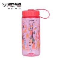 【顺心而行】诺诗兰新品户外运动水壶ML抗冲击抗着色便携水杯子A990202