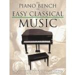 【预订】The Piano Bench of Easy Classical Music