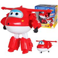 奥迪双钻超级飞侠玩具大号变形机器人全套装小飞侠玩具 乐迪