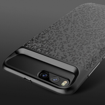小米6X背夹充电宝6小米8专用电池便携超薄手机壳式无线移动电源小米MIX2S充电夹壳xiaomi8S 小米6 格致黑