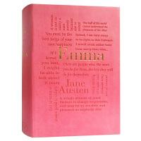 Emma 爱玛 英文原版 皮革版 简奥斯汀 Jane Austen 青少年课外阅读英国文学经典名著 JK罗琳推荐 进口英