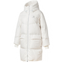 Converse匡威女装运动长款羽绒服保暖夹克外套10019328-A01