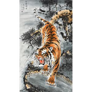 中国国家画院 康一生《草莽神威》RW0781