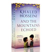 英文原版进口小说 And the Mountains Echoed 群山回唱 英文读物 追风筝的人作者 Khaled