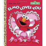 【预订】Elmo Loves You (Sesame Street) 9780385372831