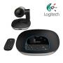 Logitech罗技摄像头CC3500e 高清商务视频会议网络摄像头 罗技桌面远程视频会议摄像头/扩展麦克风视频会议室解决方案