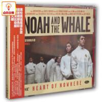 正版音乐诺亚与鲸鱼乐团 Heart Of Nowhere 飘零的心CD2013新专辑