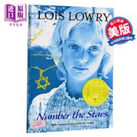 【中商原版】英文原版 Number the Stars 数星星 Lois Lowry 纽伯瑞金奖