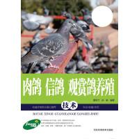 肉鸽 信鸽 观赏鸽养殖技术(电子书)