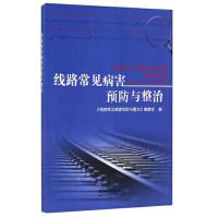 【正版二手书9成新左右】线路常见病害预防与整治 《线路常见病害预防与整治》编委会 中国铁道出版社