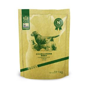耐威克狗粮泰迪贵宾金毛比熊大型中型小型成犬幼犬通用型狗粮2斤